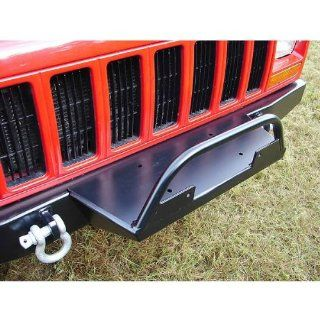 Rock Hard 4x4 RH1015 A Front Bumper Winch Plate For 1984 01 Jeep
