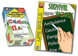 Survival Signs & Symbols Flash Cards; no. REM181: Office