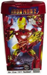 Mega Bloks Iron Man 2 Techbot Mark 6 Play Set