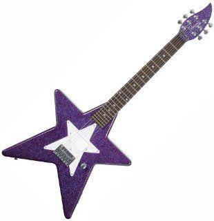 Daisy Rock Debutante Star Short Scale Cosmic Purple