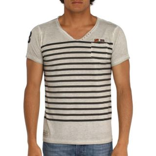 LEGEND&SOUL T Shirt Homme Beige Beige   Achat / Vente T SHIRT LEGEND