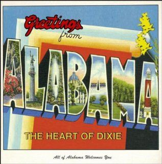 Greetings From Alabama The Heart Of Dixie Various