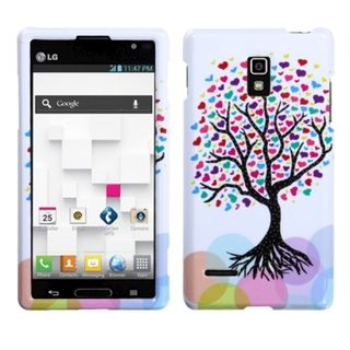 BasAcc Love Tree Phone Protector Case for LG P769 Optimus L9