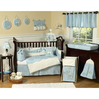 Sweet Jojo Designs Fish 9 piece Crib Bedding Set Today $169.99 4.0 (3