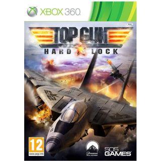 TOP GUN  HARD LOCK / Jeu console XBOX 360   Achat / Vente XBOX TOP
