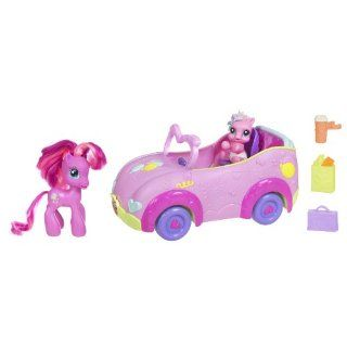My Little Pony Newborn Cuties Family Convertible Toys