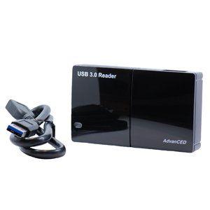 AdvanCED USB 3.0 Multi Card Reader Computers