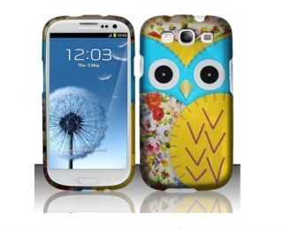 Premium Samsung Galaxy S3 Cute Owl Protector Case