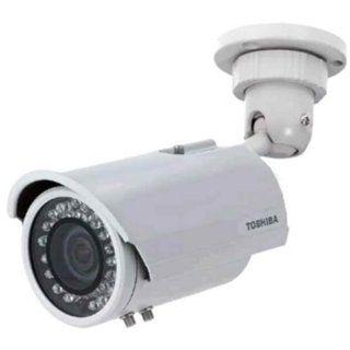 Toshiba IK 7200A Analog Bullet Camera, 480 TV Lines, 3.7