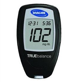Invacare® TRUEbalance® Blood Glucose Monitoring System