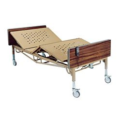 Drive Medical Full Electric Bariatric Hospital Bed See Price in Cart