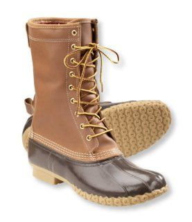 Bean Mens Bean Boots by L.L.Bean, 10 Gore Tex/Thinsulate Shoes