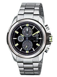 Citizen Mens Drive from Citizen Eco Drive AR 2.0 Stainless Steel