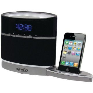 Jensen JIMS 185I iPhone/iPod Docking Clock Radio with