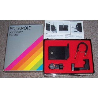 Rare Accessory Kit #186 for Polaroid SX 70 OneStep & Pronto Land