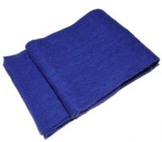 Polo Ralph Lauren Purple Label Cashmere Blue Scarf