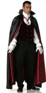 Super Deluxe Gothic Vampire Costume Clothing
