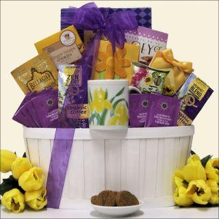 Zen Blend Gourmet Coffee & Tea Gift Basket Today $69.99