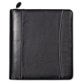 Leather 7 Ring Monarch Binder Organizer Today $125.99