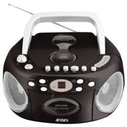 Jensen CD 540 Radio/ CD/ Cassette Player/ Recorder Boombox