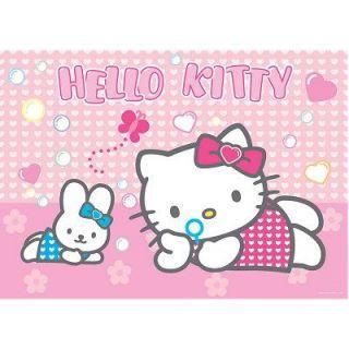 Puzzle Géant 125 pièces   Hello Kitty   Achat / Vente PUZZLE Puzzle