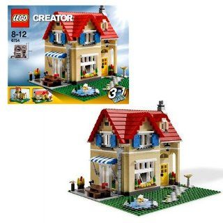 Lego Creator Family Home Toys & Games