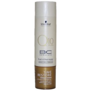 Schwarzkopf BC Bonacure Time Restore Q10 Plus 6.8 ounce Conditioner