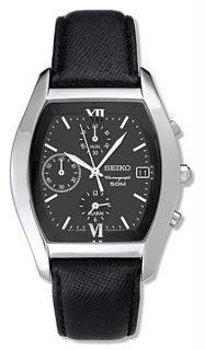 Seiko Mens Alarm Chronograph Watch