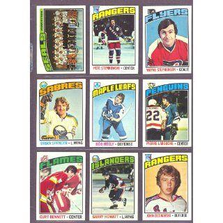 1976 Topps #194 Bob Neely Maple Leafs (Near Mint