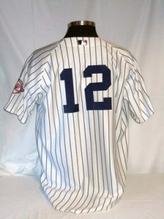 Alfonso Soriano New York Yankees Authentic Home Jersey w