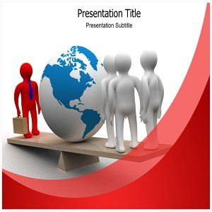 Team Work Powerpoint Template | Team Work Powerpoint