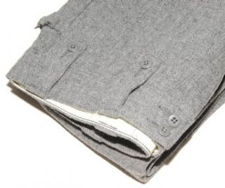 Polo Ralph Lauren Mens Cargo Wool Heavy Pants Grey 34/30