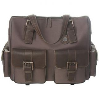 Jill.e Designs 049698 Jack Rolling Satchel Brown Camera