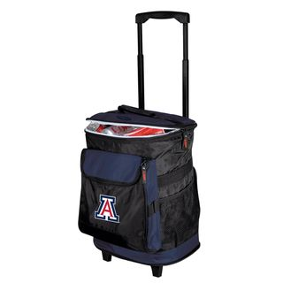University of Arizona Wildcats Insulated Rolling Cooler