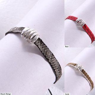 Mishky Sterling Silver Knot Bracelet (Colombia)