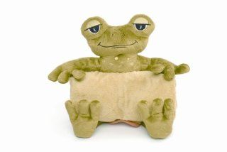 Mud Pie Baby Animal Crackers Frog Play Blanket Baby