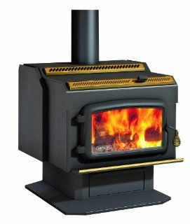 Drolet Wood Stove   95, 000 BTU, Model# HT2000