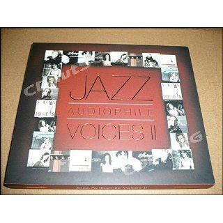 JAZZ AUDIOPHILE VOICES II Vol.2 24bi 192kHz Remasered CD
