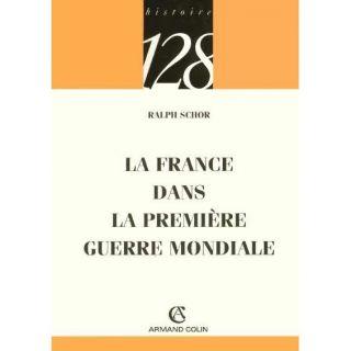 France dans 1ere guerre mondiale   Achat / Vente livre Collectif pas