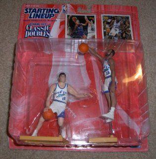 1997 John Stockton and Karl Malone NBA Classic Doubles
