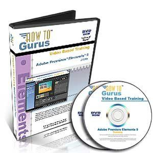 on 2 DVDs, 12 Hours in 193 Computer Software Video Lessons Software