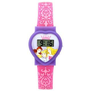 Disney Princess Kids Purple Heart Watch #PRS197 Watches
