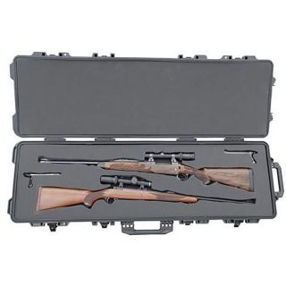 Boyt H2 Double Long Gun Hard Sided Travel Case