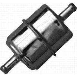 AAS 3/8 Metal Inline Fuel Filter GF61PM    Automotive