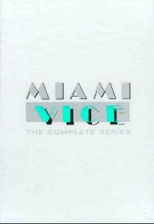 Miami Vice The Complete Series (DVD)