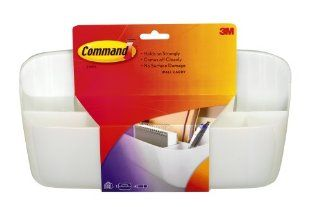 3M Command 17702 Wall Caddy with Adhesive Strips