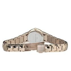 Skagen Womens Rose gold Plated Watch
