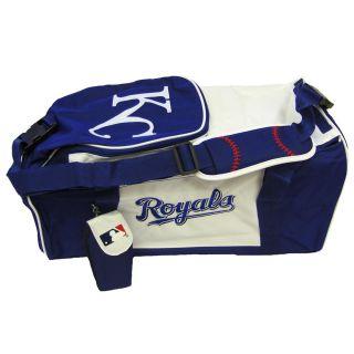 Kansas City Royals MLB 20 inch Duffel Bag