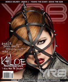 YRB Magazine (Issue 201) Khloe Kardashian; Adele, Jessie J., etc