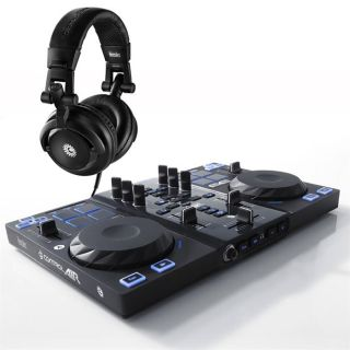 HERCULES DJ CONTROL AIR + Casque DJM401   Achat / Vente PLATINE CD